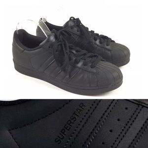 ADIDAS Superstar Sneakers Core Black Men's 8.5